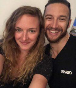 Hosszú Katinka és Shane Tusup a világ ellen