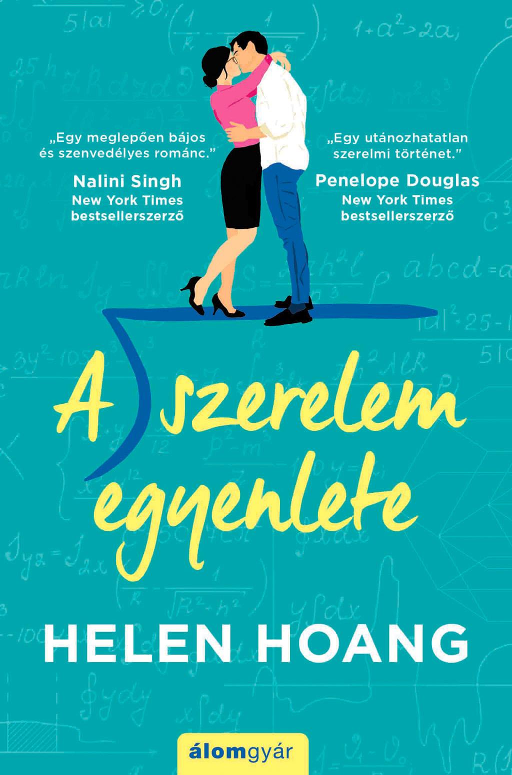2018. Helen Hoang - A szerelem egyenlete