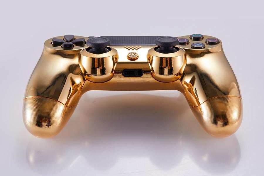 BRIKK-Gold-PS4-DualShock-4-Controller-2