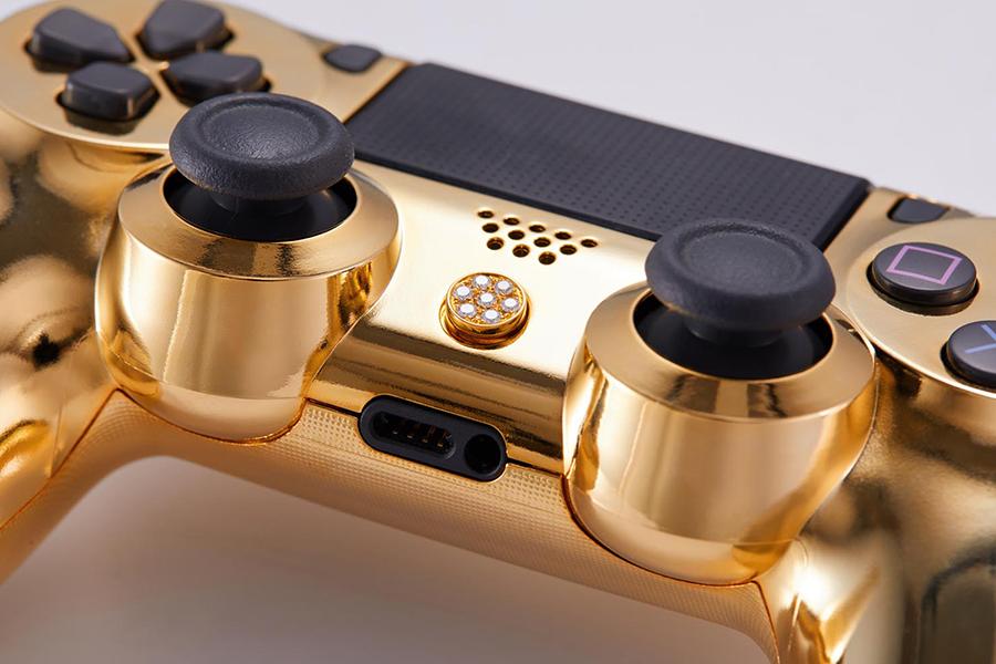 BRIKK-Gold-PS4-DualShock-4-Controller-3