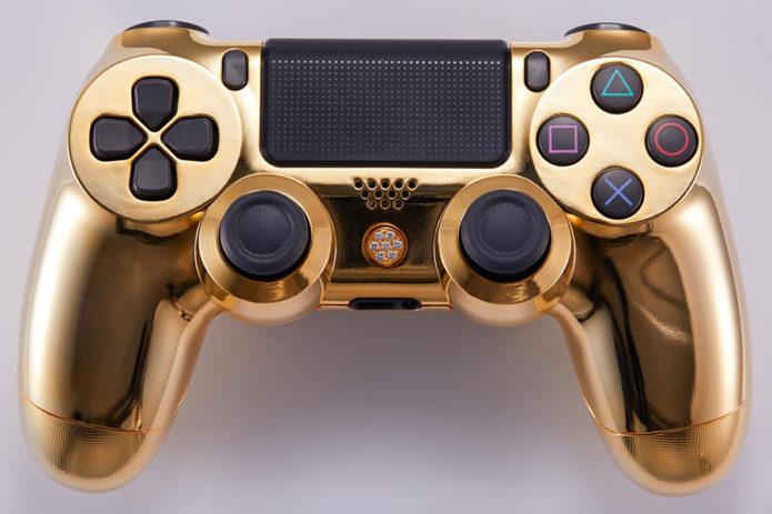 BRIKK-Gold-PS4-DualShock-4-Controller