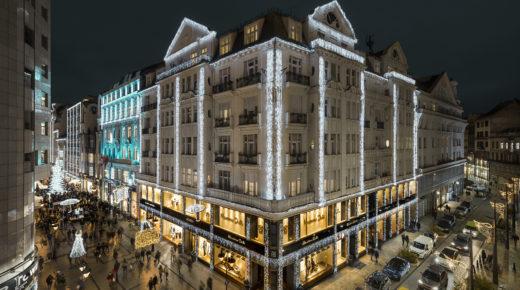 Tíz év nyolc méter magasan – A Fashion Street sikersztorija
