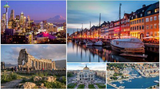 10 város amit muszáj idén látnod