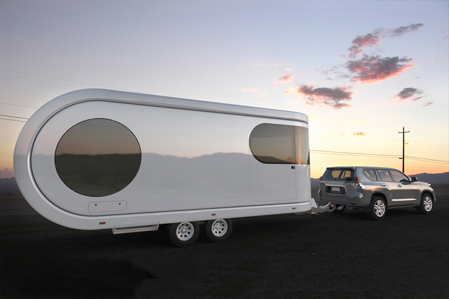 ROMOTOW-CARAVAN-CONCEPT-on-road