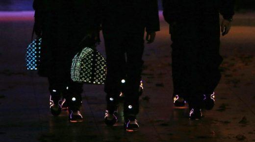Új őrület: világító Louis Vuitton táskák