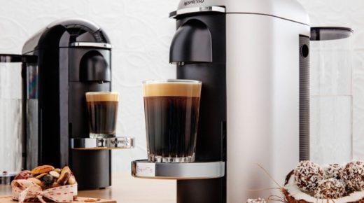 Jó reggelt kíván a Nespresso Vertuo Plus