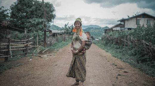 Gyönyörű portrék a délkelet-ázsiai népről