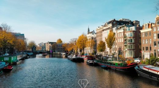 Utazz Amszterdamba