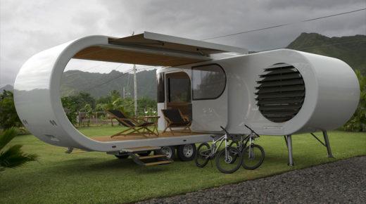 Romotow Caravan – Avagy ilyen a tökéletes lakóautó