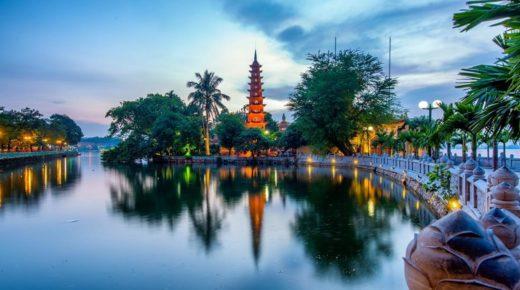 Vietnam felfedezése luxuskivitelben