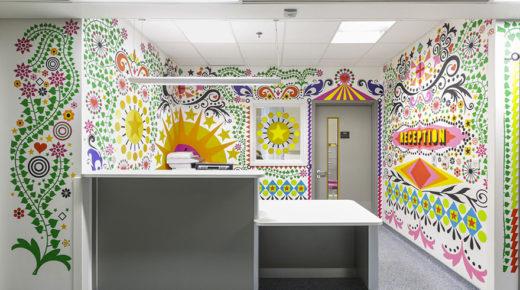 Művészek egy londoni gyermekkórházért
