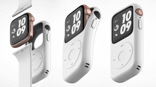 Az Apple Watch kelti életre az Ipod-ot
