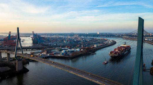 Egy nap Hamburgban