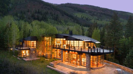 Eladó Colorado egyik legvadregényesebb háza