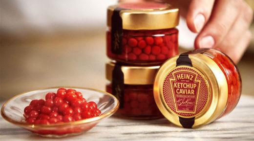 A Heinz megalkotta a Ketchup Kaviárt