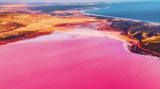 Varázslatos Ausztrália – Pink Lagúna