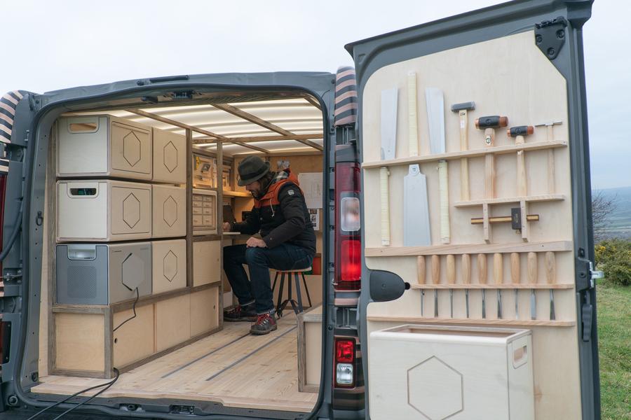Nissan-NV300-Energy-Roam-Woodworking-Van-5