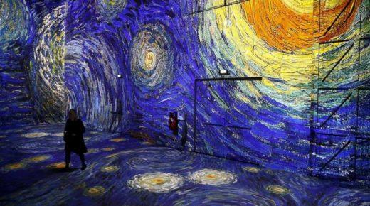 Digitális, realisztikusan bejárható Van Gogh múzeum Párizsban