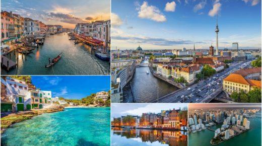 5 hely ahova érdemes elutazni idén nyáron
