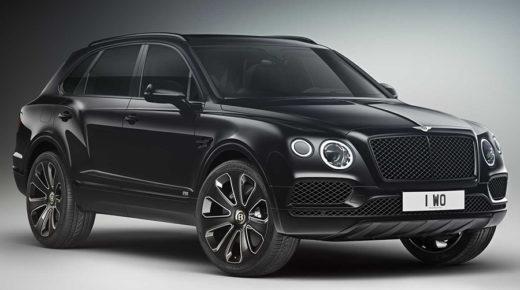 Luxus Bentley a javából