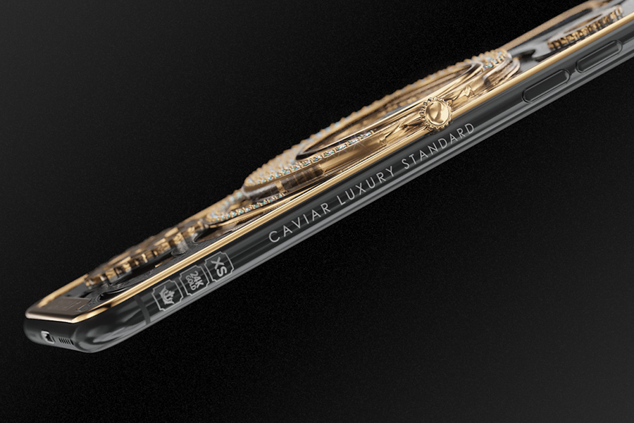 Caviar-iPhone-4