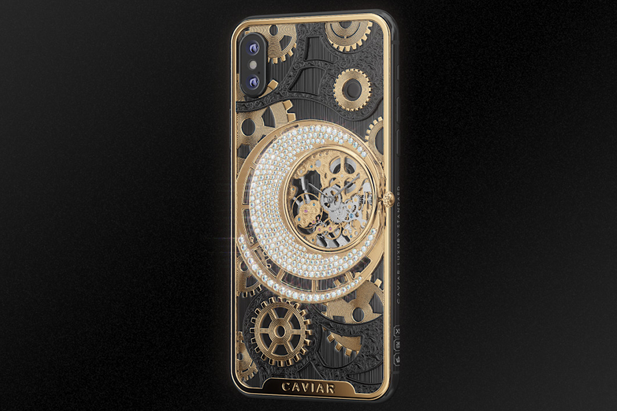 Caviar-iPhone