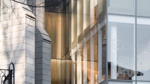 Amikor a francia örökség és a modern építészet találkozik
