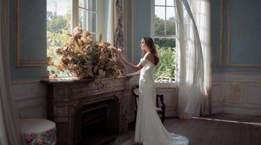 Hamupipőke inspirálta fotósorozat egy elhagyatott kastélyban