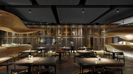 A gasztronómia és a művészet találkozása – különleges étterem Tajpejben