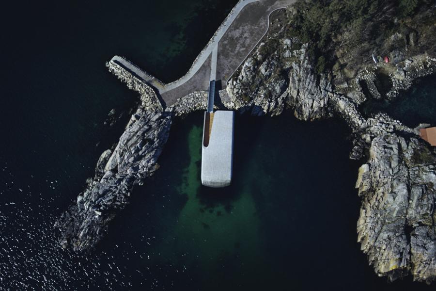 Under-Snøhetta-design-underwater-restaurant-in-Norway-1