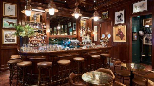 A Ralph Lauren egy elegáns bárt nyitott Londonban