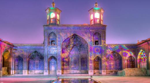 A színes mecset