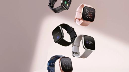 A Fitbit bemutatta új, 2019-es kollekcióját