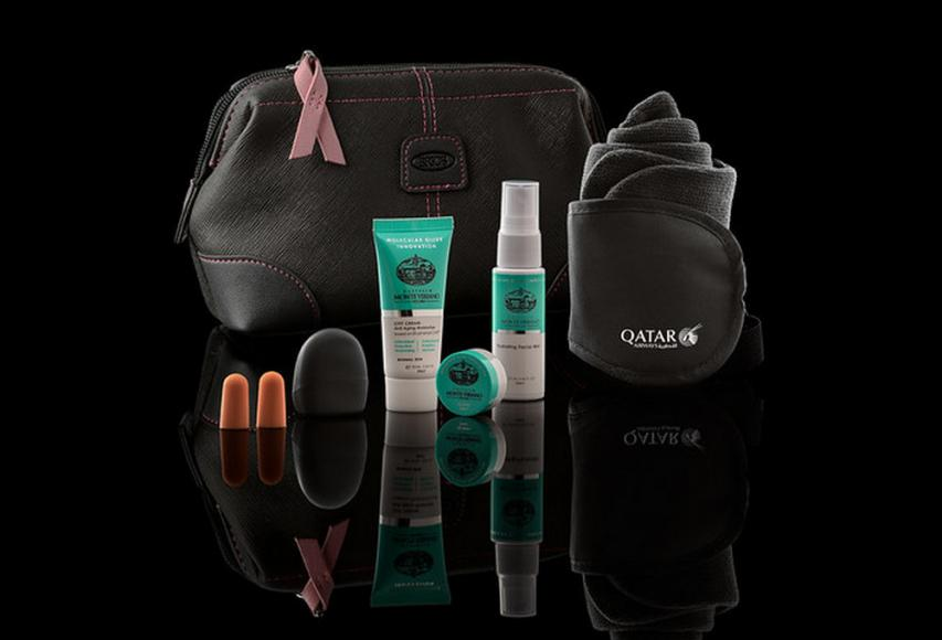 Qatar-Airways-Limited-Edition-Amenity-KitsBreast-Cancer-Awareness-2-853x580