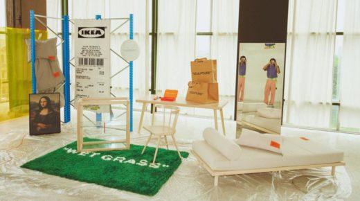 Vessünk egy pillantást az Ikea x Virgil Abloh kollekcióra