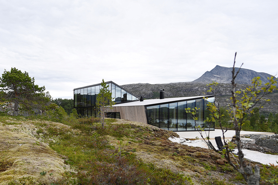 Efjord-House