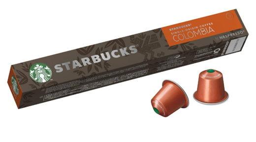 Nespresso x Starbucks