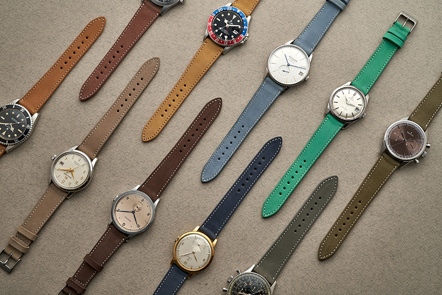 Hodinkee-Bedford-Strap-Collection-2
