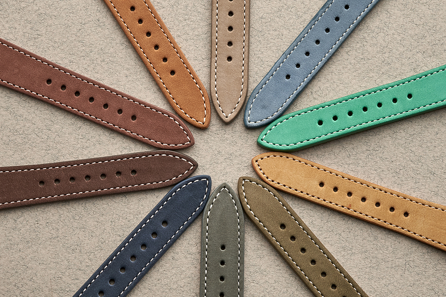 Hodinkee-Bedford-Strap-Collection