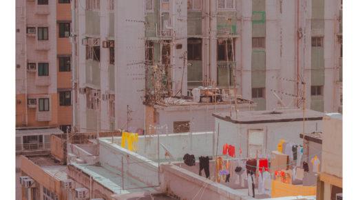 Hong Kong pasztellben