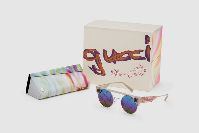Limited-Edition-Snapchat-x-Gucci-AR-glasses-debut-at-Art-Basel-Miami-4