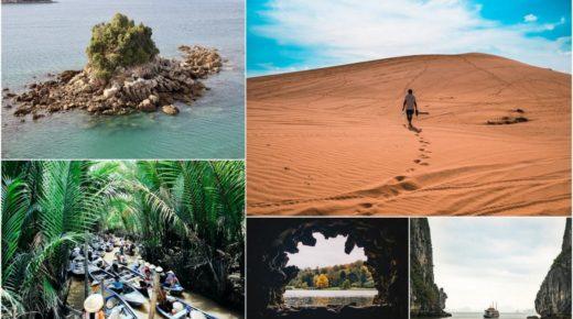 Ázsia szépségei – Vess egy pillantást Vietnam 7 csodájára