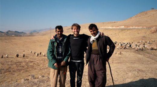""",,Elutaztam Irakba, ahol csodálatos dolgokat láthattam"""""""