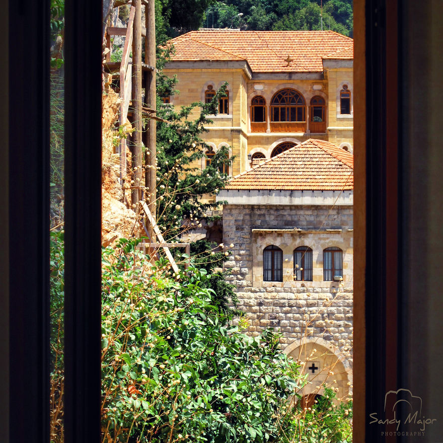 Qozhaya-Liban