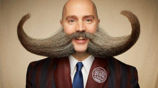 Hihetetlen szakáll és bajusz alkotások