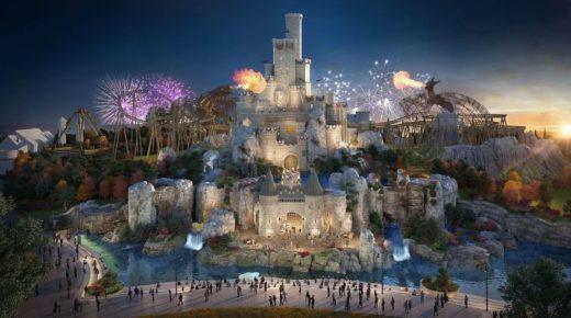 2024-ben megnyitja kapuit az Egyesült Királyság új szórakoztató parkja!