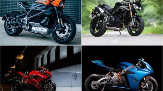 Honda-tól Harley-ig – Ezek az év legjobban várt elektromos motorkerékpárjai