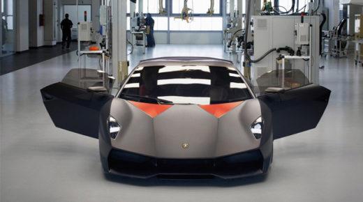 Lamborghini Sesto koncepcióautó