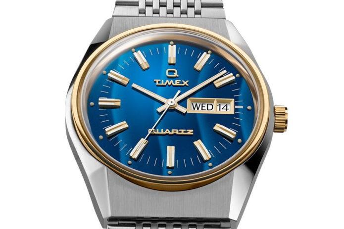 Timex-Q-Watch