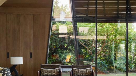 Csodálatos Hawaii ház a Walker Warner építészei jóvoltából